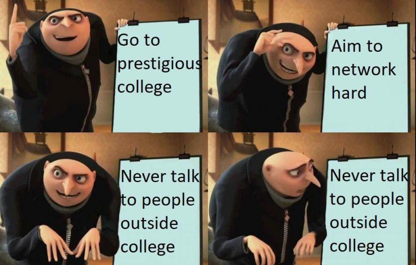 Why Pop the College Bubble When You Can Gently Let ItOpen?